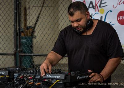 Make Music Chicago 2018 - Bucky Fargo DJ