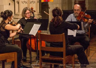 Make Music Chicago 2017 - Chicago Philharmonic Orchestra String Quartet