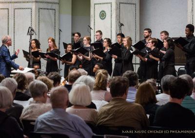 Make Music Chicago 2017 - Dame Myra Hess Memorial Concert