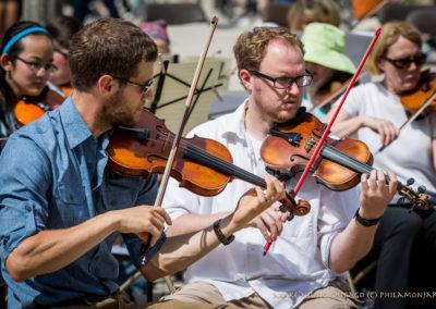 Make Music Chicago 2017 - Rise & Shine Orchestra